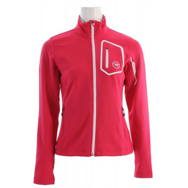 Rossignol Clim Full Zip Softshell Jacket