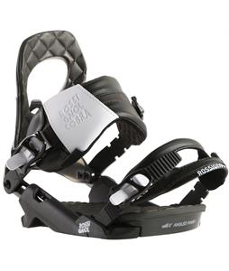 Rossignol Cobra Black Snowboard Bindings