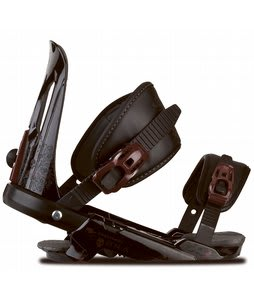 Rossignol Cobra V1 Snowboard Bindings Black
