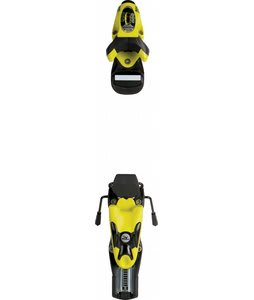 Rossignol Comp J 45 Ski Bindings Fluorescent Yellow
