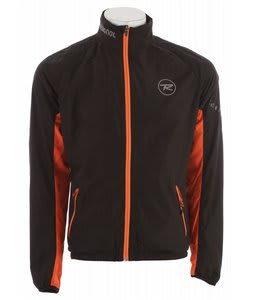 Rossignol Delta Cross Country Ski Jacket Flash Orange