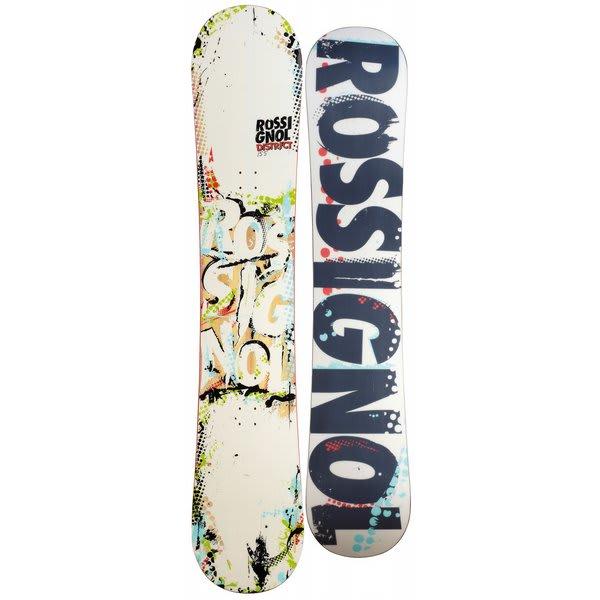 Rossignol District Amptek Midwide Snowboard