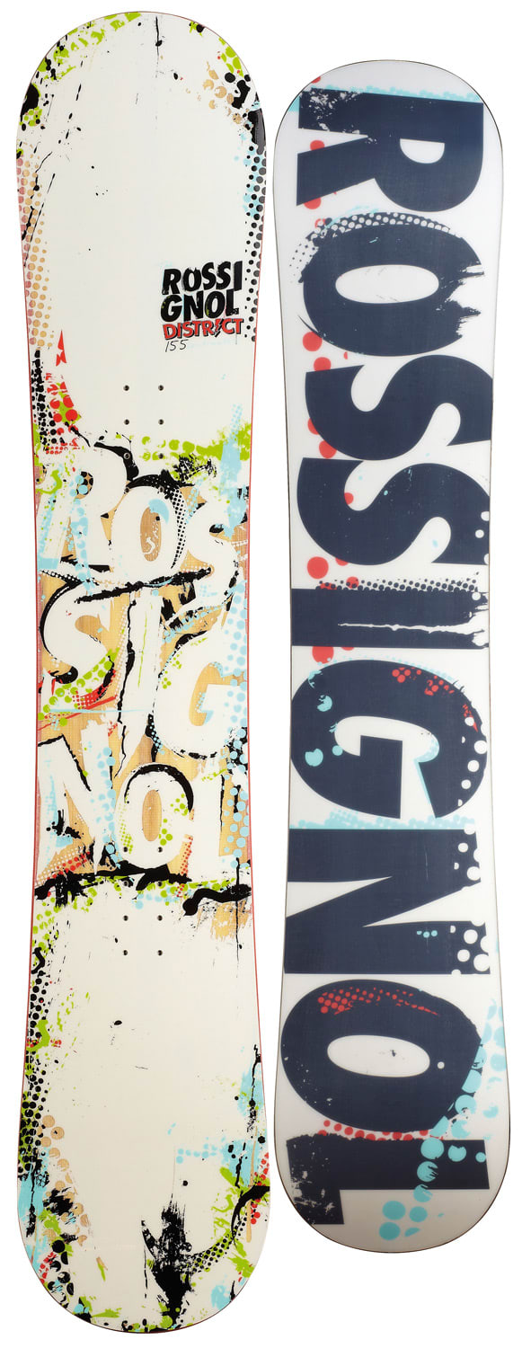 Shop for Rossignol District Amptek Midwide Snowboard 156 - Men's