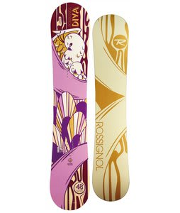 Rossignol Diva Magtek Snowboard 144