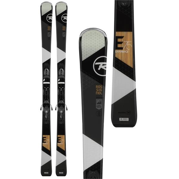 On Sale Rossignol Experience 75 Skis W/ Xelium 100