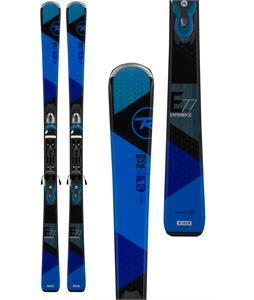 Rossignol Experience 77 Skis w/ Xelium 110 Bindings