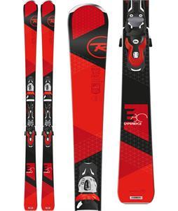 Rossignol Experience 80 Skis w/ Xelium 110 Bindings