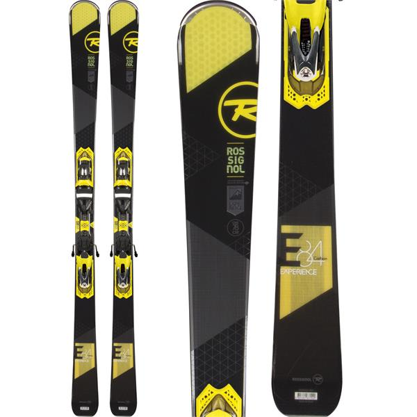 Rossignol Experience 84 Skis w/ Axial3 120 TPX Bindings