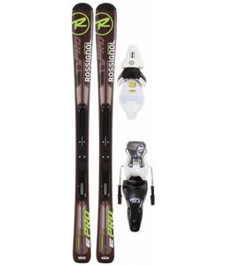 Rossignol Experience Pro Jr Zip Skis w/ Axium Zip2 Bindings