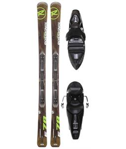 Rossignol Experience 78 Skis w/ Axium 110L Tpi2 Bindings