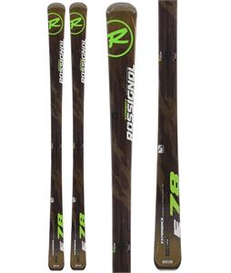 Rossignol Experience 78 Flat Skis