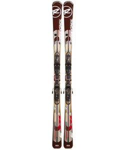 Rossignol Experience 78 Tpi2 Skis w/ Axium 110 Bindings Dark Grey