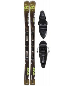 Rossignol Experience 78 Tpi2 Skis w/ Axium 110L