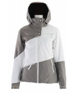 Rossignol Fire Denim Ski Jacket Grey