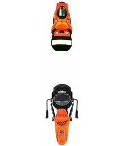 Rossignol FKS 140 XXL Ski Bindings Fluorescent Orange