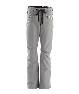 Rossignol Flared Fire Denim Ski Pants Grey