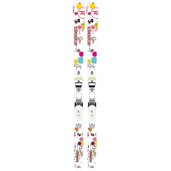 Rossignol Fun Girl Skis w/ Xelium 45 Bindings
