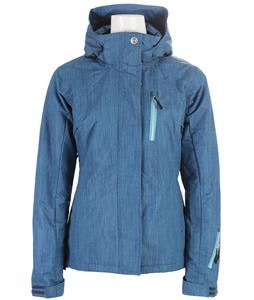 Rossignol Harmony Ski Jacket Dark Denim