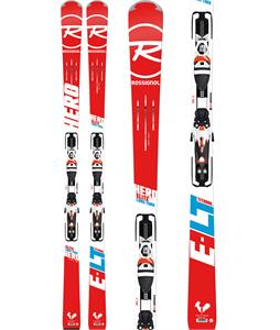Rossignol Hero Elite LT TI Skis w/ Axial3 120 Bindings