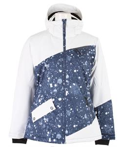 Rossignol Idyllic PR Ski Jacket Flake Dark Denim