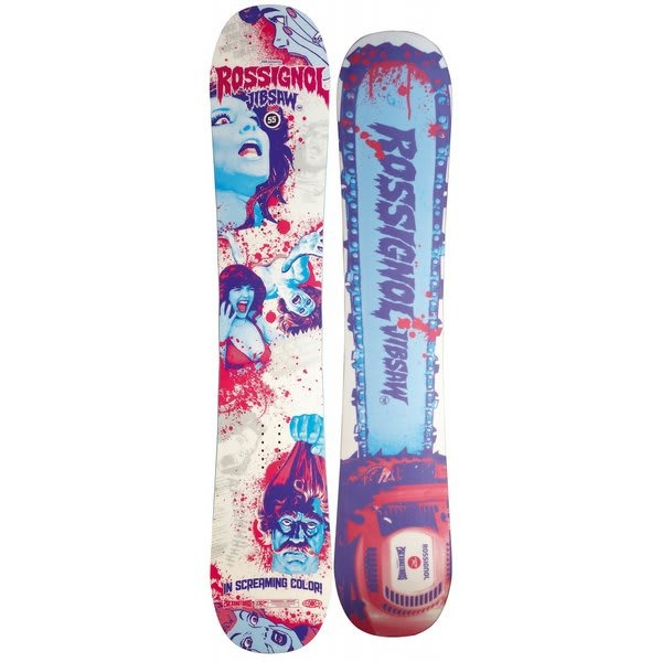 Rossignol Jibsaw Magtek Midwide Snowboard