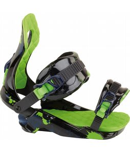 Rossignol Justice Snowboard Bindings Black
