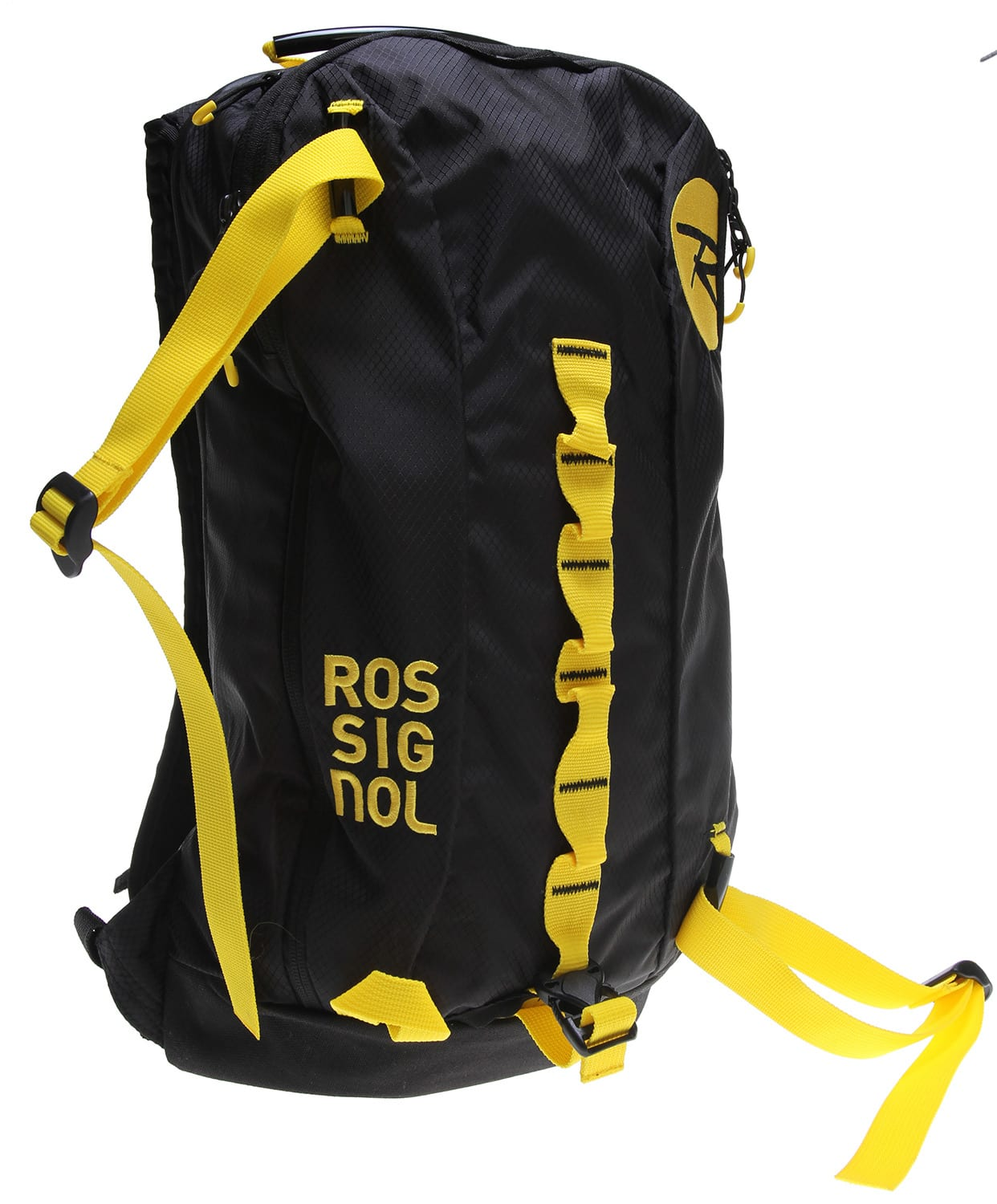 Rossignol The L.A.P. Backpack Black/Yellow 15L