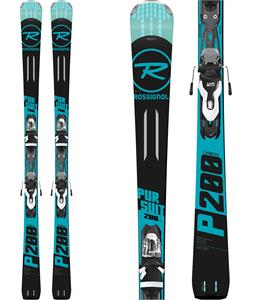 Rossignol Pursuit 200 Carbon Skis w/ XPress 10 Bindings