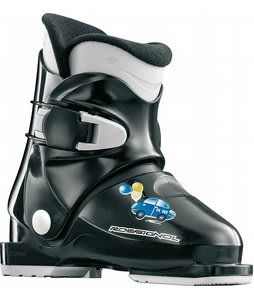 Rossignol R18 Ski Boots Black