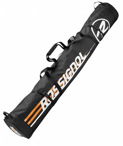 Rossignol Radical 2/3P Cross Country Ski Bag Black Tarplin 210cm