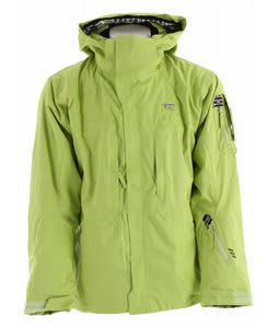Rossignol Raptor Ski Jacket Lime Punch