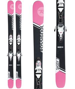 Rossignol Sassy 7 Skis w/ Xpress 11 Bindings
