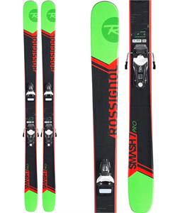 Rossignol Smash 7 Pro Skis w/ NX Junior 7 Bindings