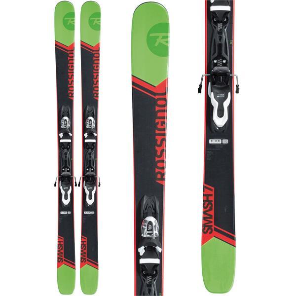 Rossignol Smash 7 Skis w/ Xpress 11 Bindings