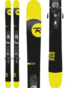 Rossignol Smash 7 Mens Skis w/ Xelium 110 Bindings