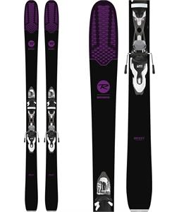 Rossignol Spicy 7 Skis w/ XPress W 11 Bindings