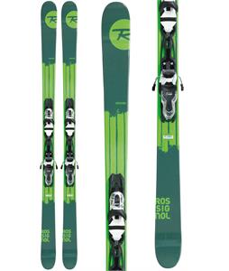 Rossignol Sprayer Skis w/ Xpress 10 Bindings