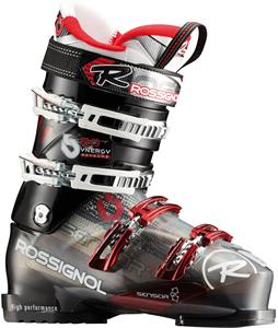 Rossignol Synergy Sensor2 90 Ski Boots Black Transparent