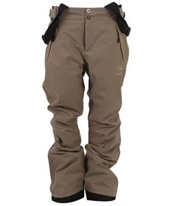 Rossignol Synergy Ski Pants Walnut