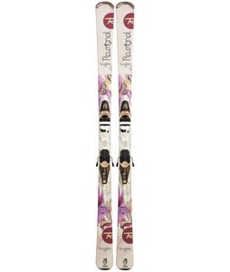 Rossignol Temptation 76 Tpi2 Skis w/ Saphir 110 L Bindings Dark Sand
