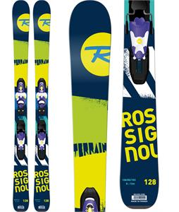 Rossignol Terrain Boy Skis w/ Kids-X 45 Bindings