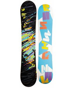 Rossignol Tesla Amptek Snowboard 139