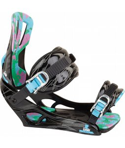 Rossignol Tesla Snowboard Bindings Black