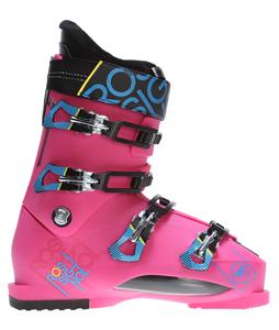 Rossignol TMX 120 Ski Boots Magenta