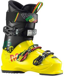 Rossignol TMX 90 Ski Boots Yellow