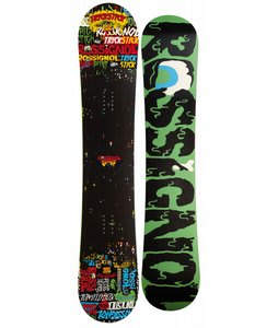 Rossignol Trickstick Amptek Midwide Snowboard 154
