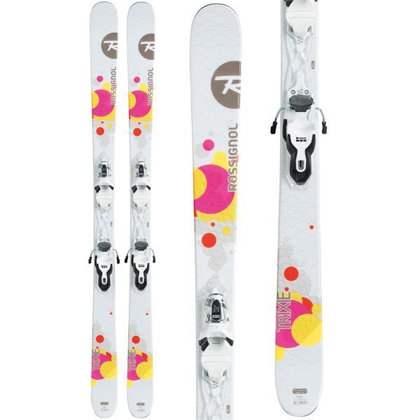 Rossignol Trixie Skis w/ Xpress 10 Bindings