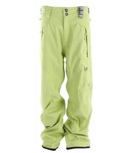 Rossignol Typhoon Shell Ski Pants Lime Punch