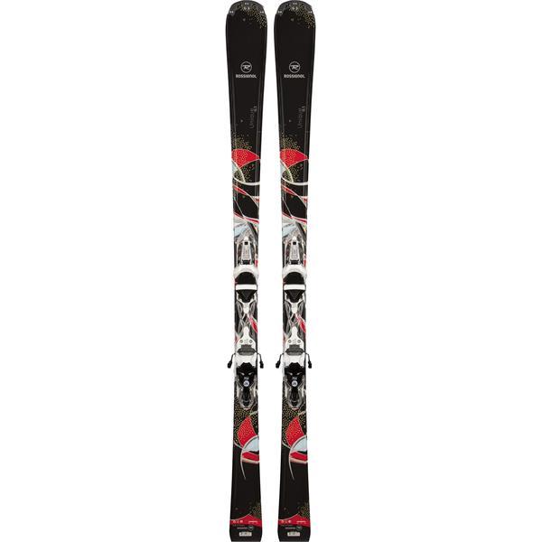 Rossignol Unique Skis w/ Saphir 100S Bindings