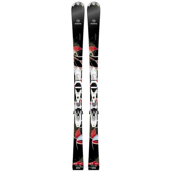 Rossignol Unique Skis w/ Xelium/Saphir 100 Bindings